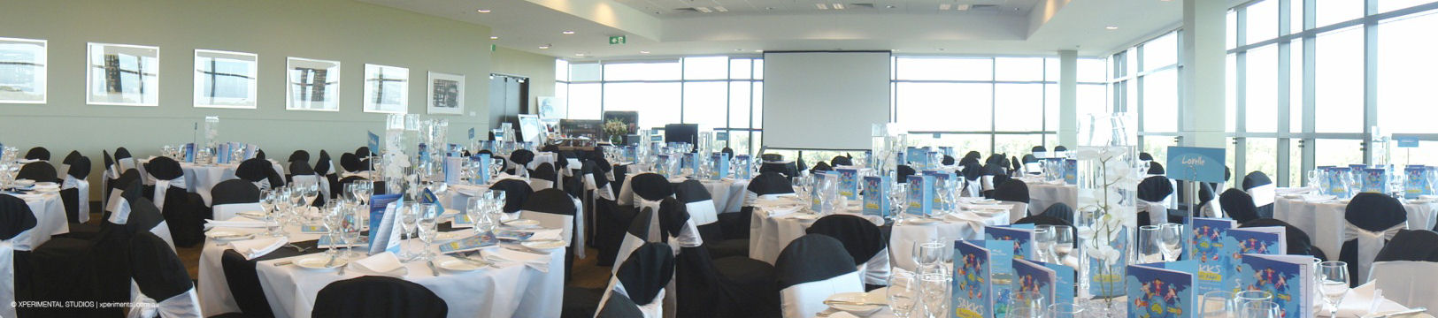 Tables for the Benefit Night